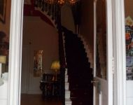 entry hall stairs 4